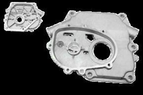 Крышка блока двигателя под понижающий редуктор 168F 170F