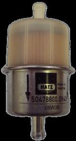 Топливный фильтр HATZ серии 1D 50478000