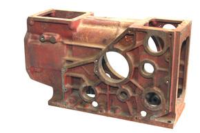 Блок-картер двигателя S195 S1100