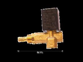 Газовый клапан с электроклапаном