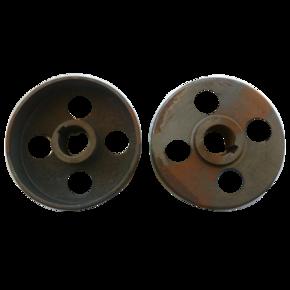 Барабан тормозной Xt 120-224