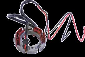 Статор  вентилятора (генератор 4 катушки) R175 R180 R185 R190 R195