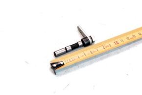 Вал вилки регулятора в сборе CH 170F