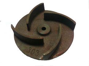 Крыльчатка под шпонку FP30C