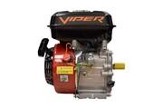 Бензиновый двигатель Зубр 170F-2 7л.с. вал 20мм (шпонка)