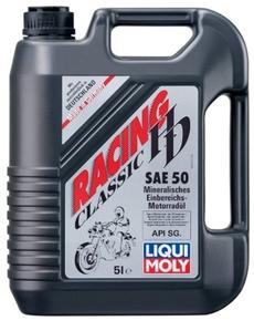 LiquiMoly RACING HD-Classic 4T SAE 50 (минеральное) 1л.