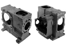 Блок двигателя-R180NM (короткий 80мм)