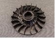 Вентелятор генератора 1 - 4 кВт