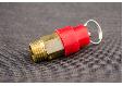 Клапан свисток для компресора