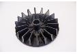 Вентилятор двигателя бетономешалки