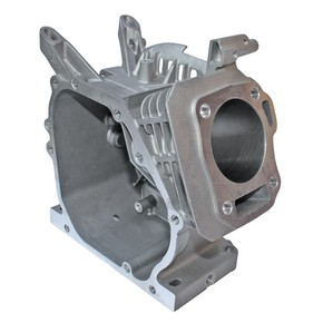Блок двигателя 168F Ф68 (короткий 160cc)