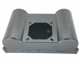 Корпус конденсатора 108х176 компрессора