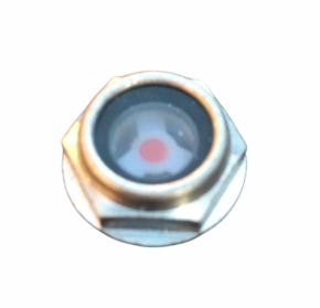 Показатель уровня масла металлический 16мм компрессора