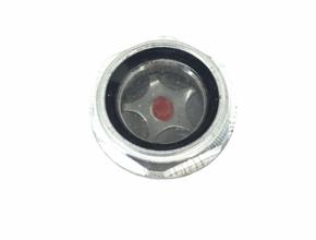 Показатель уровня масла металлический 24мм компрессора