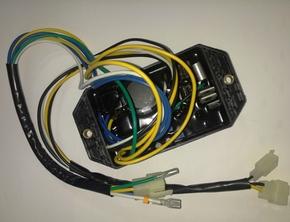 Регулятор напряжения DAVR 50 S1