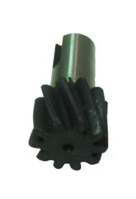 Зубчатый вал-шестерня кривошипного механизма трамбовки Масальта MR68H