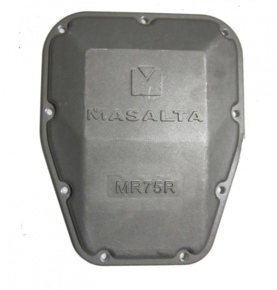Крышка шестерен вибротрамбовки Masalta MR75R