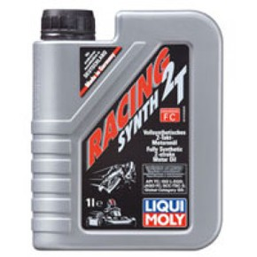 LiquiMoly RACING SYNTH 2T (синтетическое) 1л.