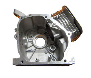 Блок двигателя 168F Ф68 (200cc)