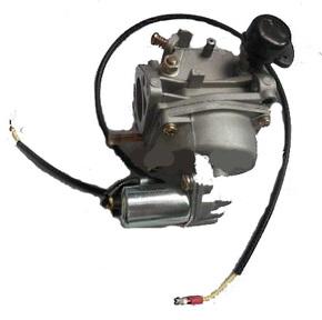Карбюратор бензинового двигателя GX620 с электроклапаном