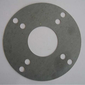 Прокладка переходной плиты круглая КПП 2+1