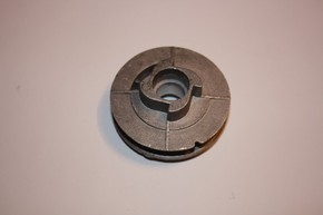 Ролик (храповик) стартера металлический для китайских бензопил 5