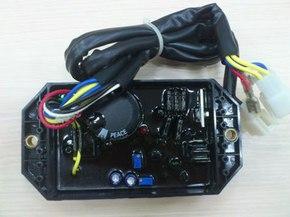 Автоматический регулятор напряжения 1-фазный 6 кВт AVR KDE6500E