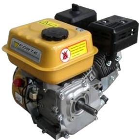 Двигатель бензиновый Forte F200G шлиц 25мм