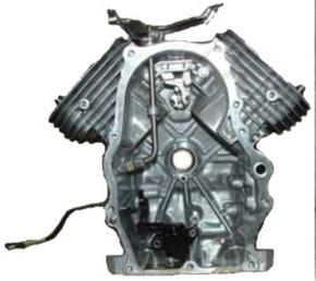 Блок бензинового двигателя GX620