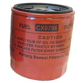 Фільтр паливний CX0708