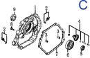Схема двигателя GE-390C