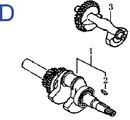 Схема двигателя GE-390D