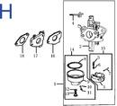 Схема двигателя GE-390H