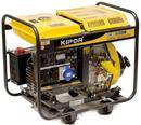 KIPOR KDE 6500X-6500E