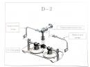 Схема косилка роторная КР-02