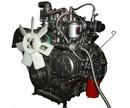 Запчасти на двигатель LL380BT (Jinma 220. 224)