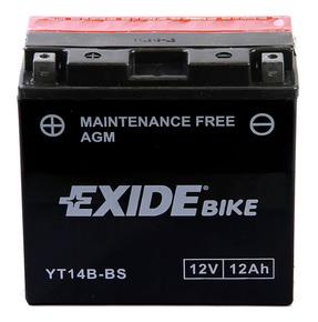 аккумулятор EXIDE ET14B-BS