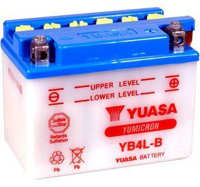 аккумулятор YUASA YB4L-B1