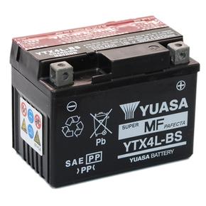 аккумулятор YUASA YTX4L-BS