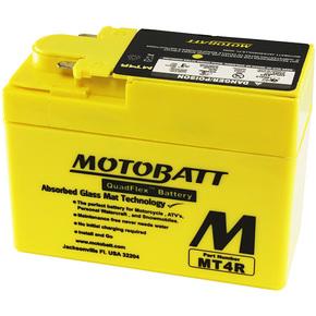 аккумуляторная батарея Motobatt MT4R