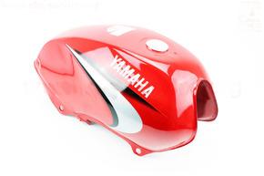 Бак топливный красный YBR125