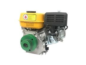 Бензиновый двигатель Forte F210GC с шкивом и муфтой сцепления