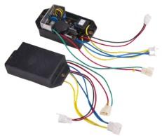 PLY-DAVR-95S Автоматический регулятор напряжения