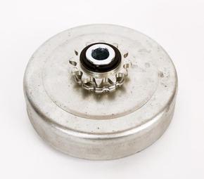 Муфта сцепления центробежная Ø=25мм, 12 зубов цепной привод