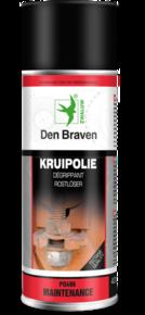 Универсальная антикоррозионная спрей-смазка Den Braven Kruipolie