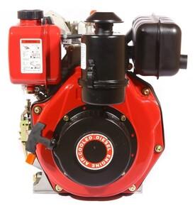 Дизельный двигатель Weima WM178F вал 25.4мм (шпонка)