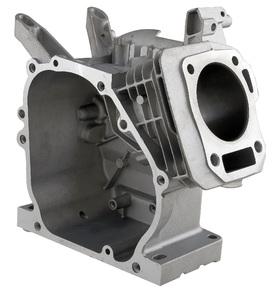 Блок двигателя 168F 68мм  200cc