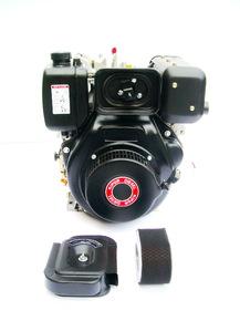 Двигатель Kipor KM186FSE (дизельный 9,0 л.с.)
