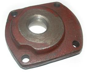 Крышка боковая рулевого механизма (нового образца)