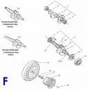 Схема двигателя - 178F F